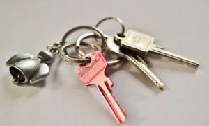 Remise des clefs